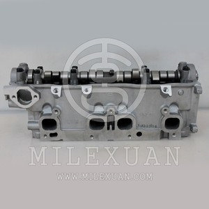 Milexuan Chinese Factory Manufacture Auto Engine Parts 2E Cylinder Head Assy for Toyota Tercel Starlet Corolla