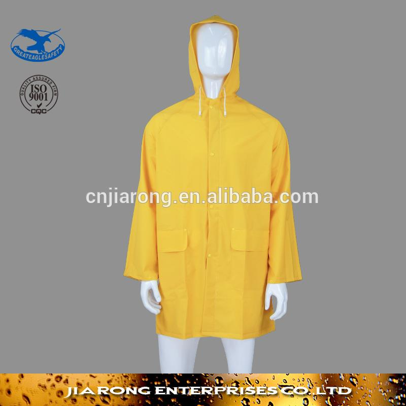 personalized pvc rainwear RC003