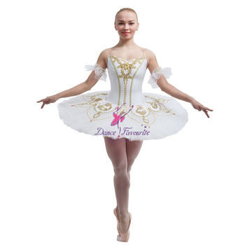 7fda1a155b9f Swan Lake White Classical Ballet Dance Tutu Girls Customize ...