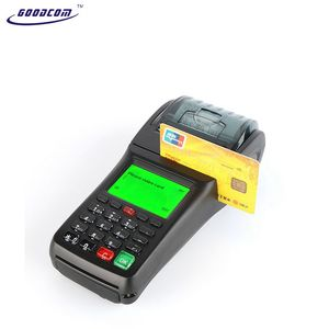 Card Swipe Machine With SMS Thermal Receipt POS Printer Terminal Cheap