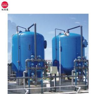 Automatic wastewater treatment mechanical sand Filter