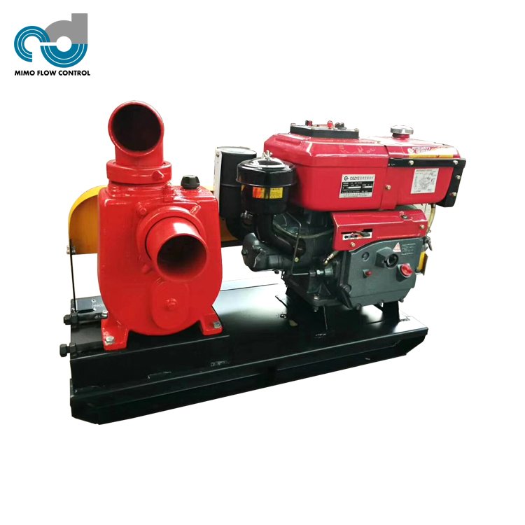 Hot Sale High Pressure 2kw Self Sucking Sewage Water Pump