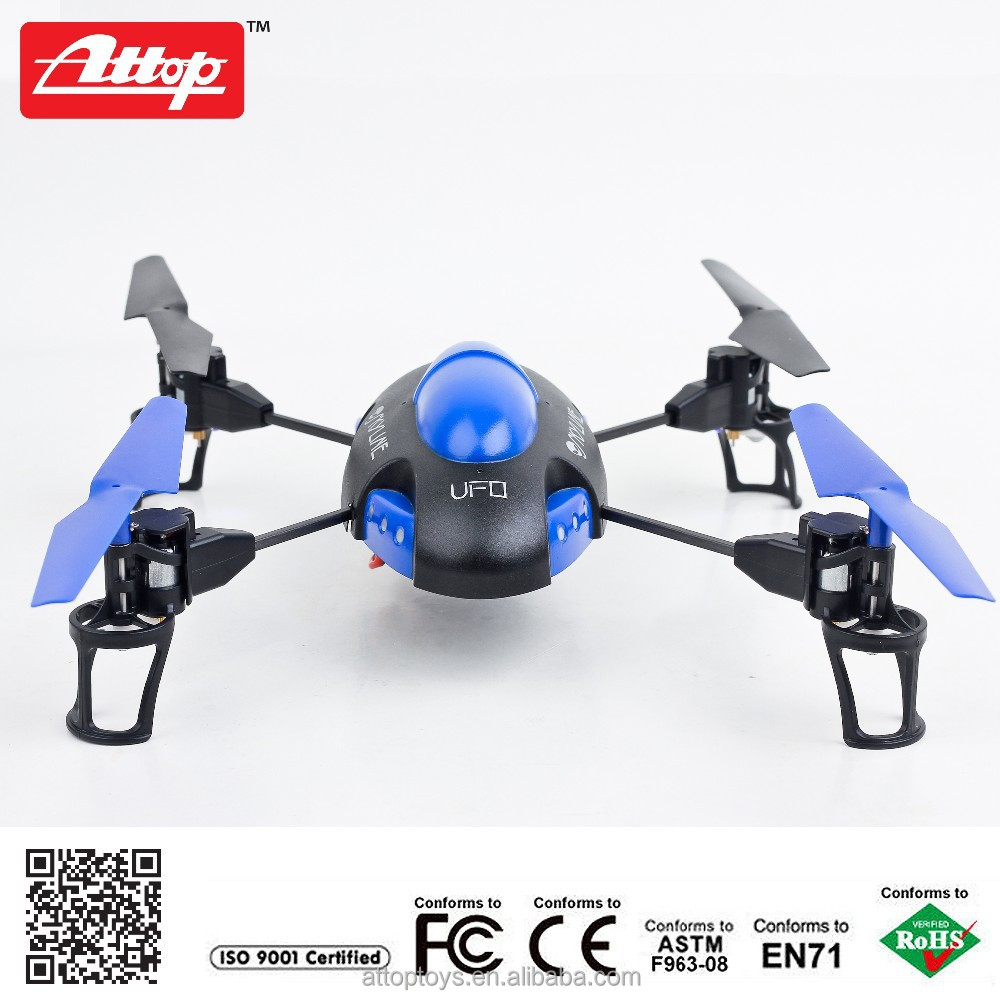 Yd-719 Attop 4channel 2.4g Drone Helicopter