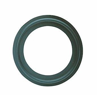 """Cole-Parmer Viton Sanitary Gasket, 1-1/2"""" Tri-Clamp; 10/Pack"""