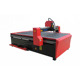 Ucancam table move wood cnc router 1325 with 3d laser scanner