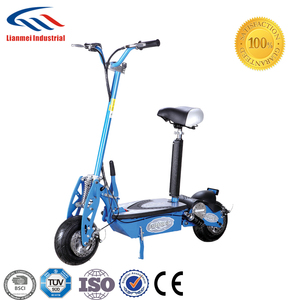 foldable e-scooter 1000w with big wheel