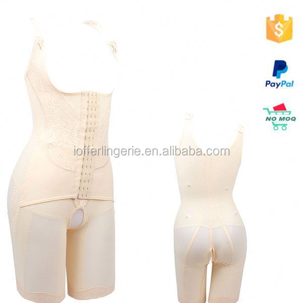 wholesale popular paypal magic slim slimming body shaper girdle