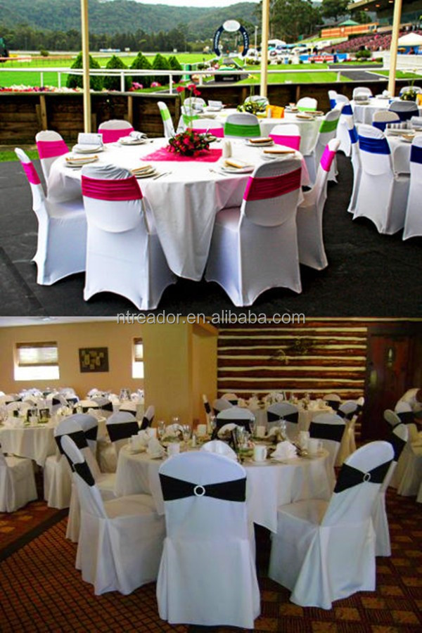 Elegant Spandex Chair Cover With Spandex Lycra Chair Bands Chair ...