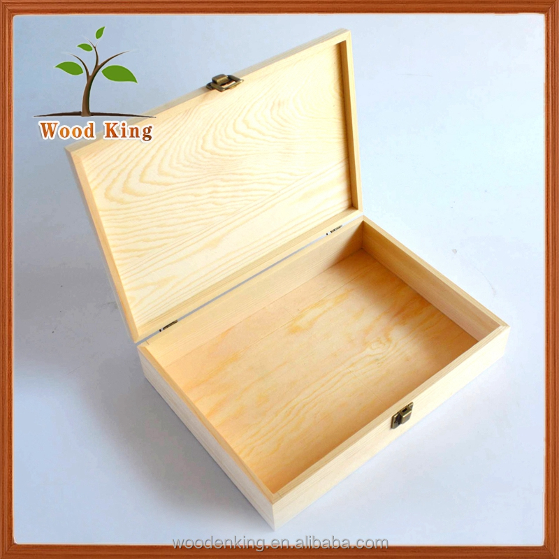 New Inventions High-End Customization Pine Wood Flip Essential Oil Custom Gift Packaging Box