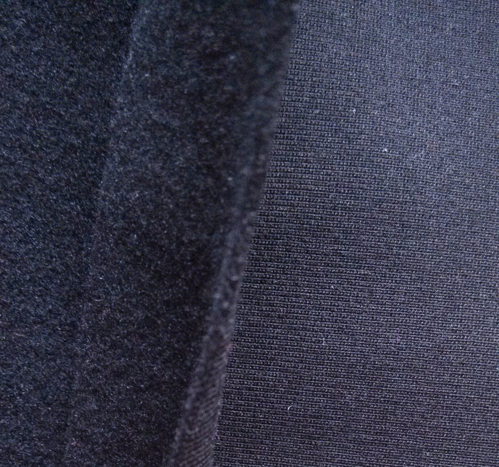 Sweater Knit Fabric,Breathable 100% Polyester Jersey Knit Fabric ...