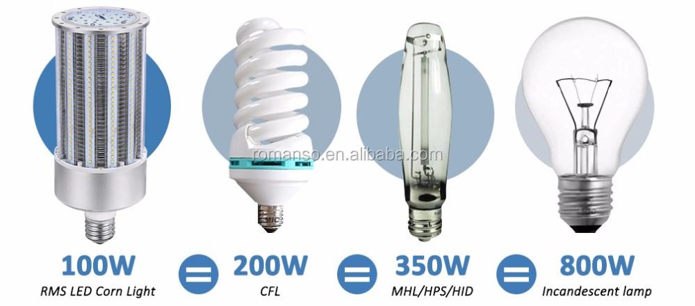 E40 Led 100w Cfl 350w 300w Replacement,E39 E40 Led Corncob Bulb ...