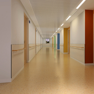 hospital wall pvc vinyl sheet covering