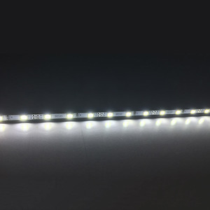 super bright straight strip led 5050 and 3528 led rigid bar with Aluminum