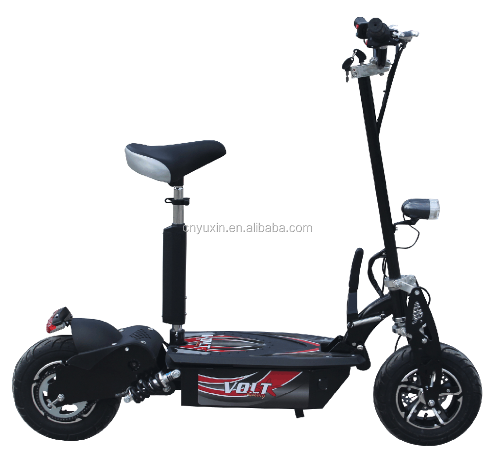 Ce 48v1600w Evo 2 Wheel Stand Up Folding Electric Scooter Portable Yxeb 716