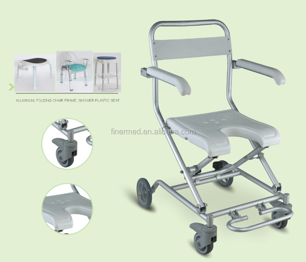 Shower Chair With Wheels, Shower Chair With Wheels Suppliers and ...