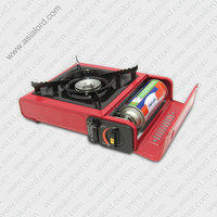 Summer Newest ! Mini Gas Stove Camping Portable Butane One Burner Gas Cootop