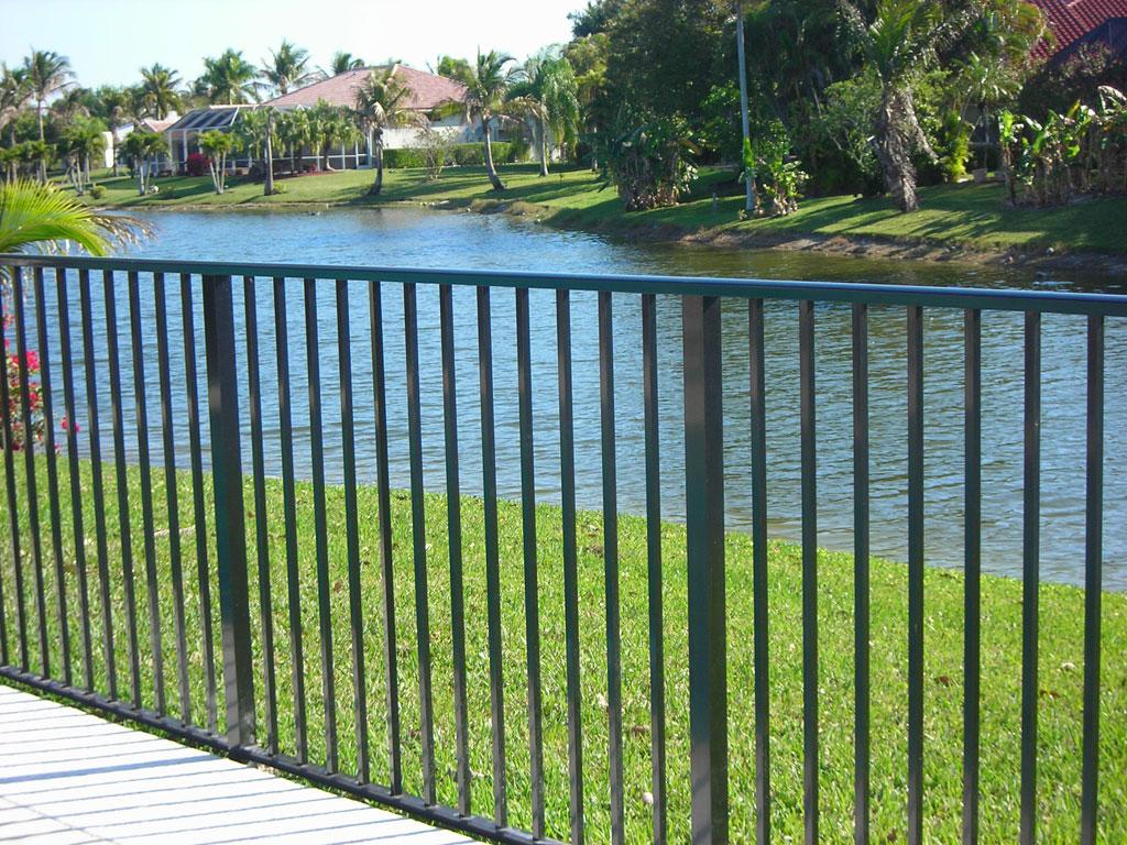 corrugated metal fence panels. Flat Top Corrugated Metal Fence Panels / Aluminum Swimming Pool