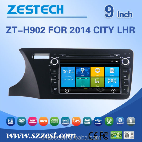 bluetooth radio module android for HONDA CITY 2014 LHR