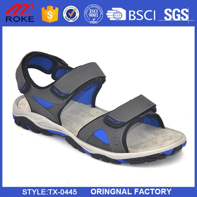 Open toe breathable beach sandals Men outdoor sport sandal shoes