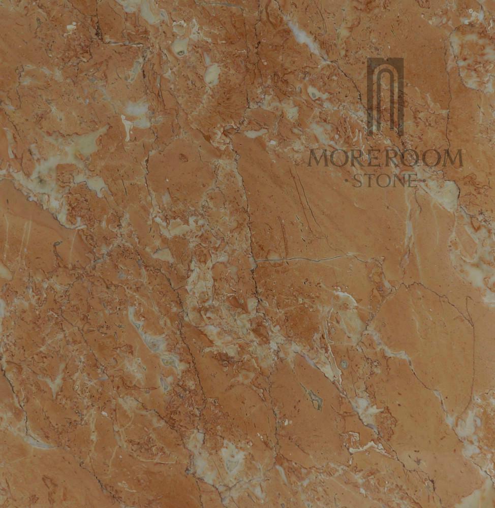 Oranje rood marmer, oranje marmeren, marmeren vloer tegels-marmer ...