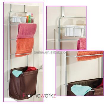 Over Door Laundry Towel Rack /laundry Hanger Rack /hanging Laundry Sorter