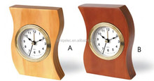 Chinese wood decoraction table alarm clock