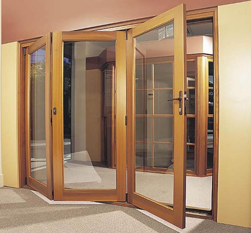 luxe buitenkant aluminium vouwdeur voor tuin interieur woonkamer ...