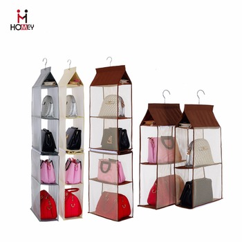Over The Door Shoe Hanging Closet Purse Organizer , In Stock For Amazon
