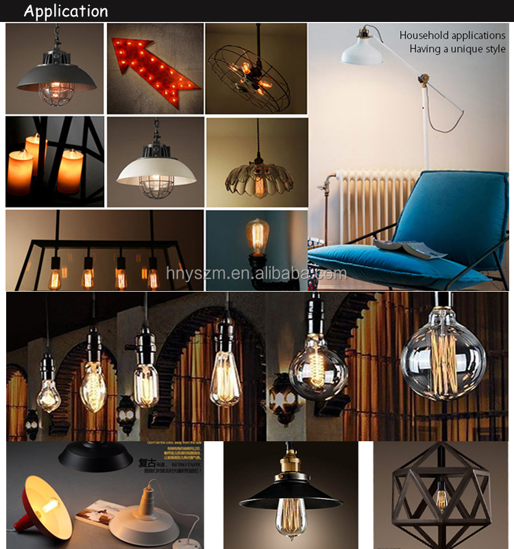 Antique Lights Decorative Filament Light Bulbs Vintage Bulb Edison ...