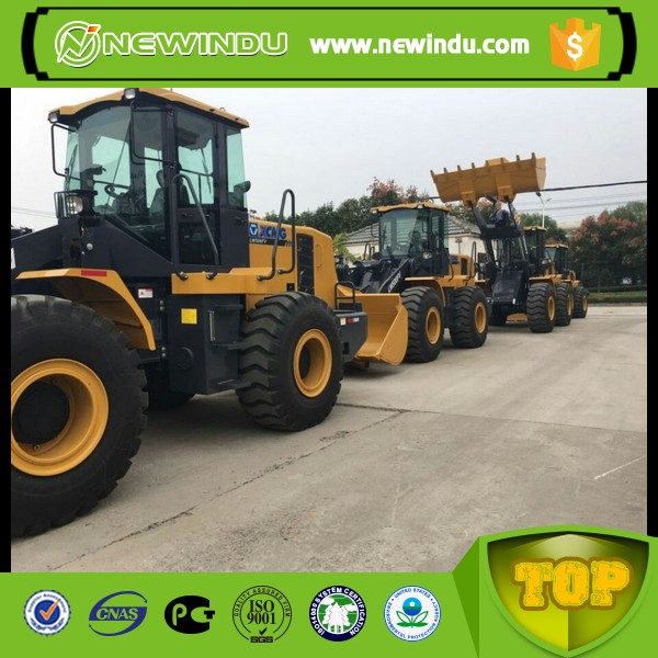 Low Price  5 ton Wheel Loader LW500FV Sale in Philippines