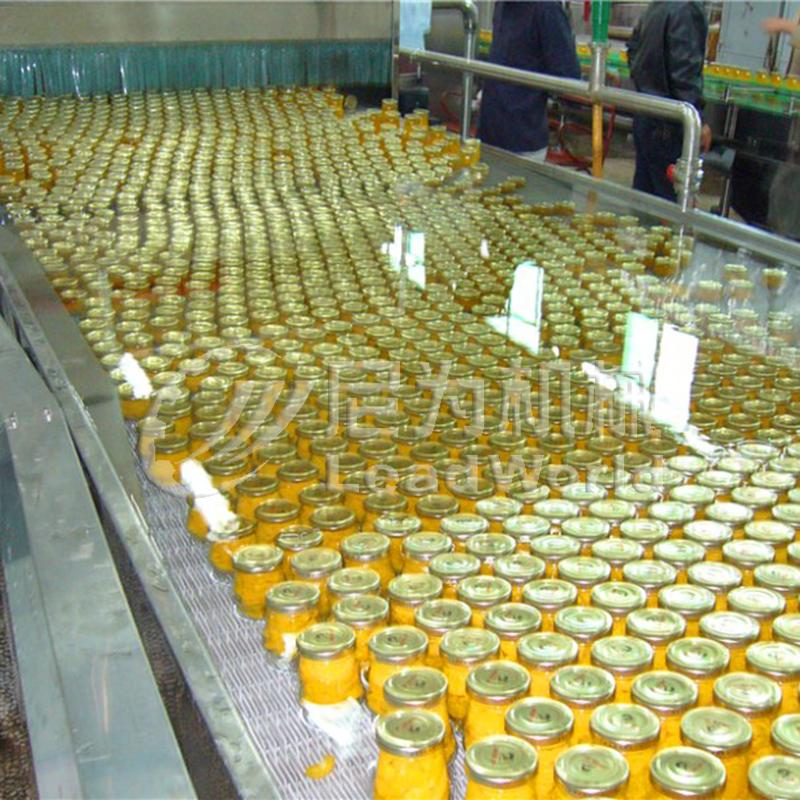 Hot sale bottle tunnel pasteurizer