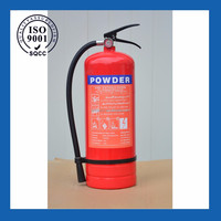 6kg Abc Dry Chemical Powder Fire Fighting Equipment With Iso ...