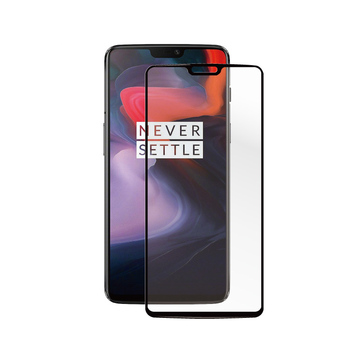 9H Tempered Glass For Oneplus 6 Screen Protector, Bubble Free For Oneplus 6 Full Cover Full Glue Screen Protector