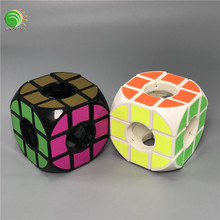 VOID CUBE Arc design thermo print without sticker magic cube challenging toys plastic