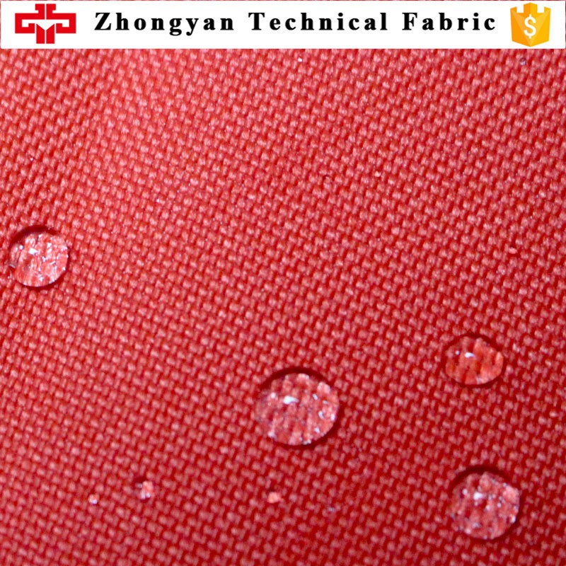 600d polyester breathable waterproof military uniform backpack fabric