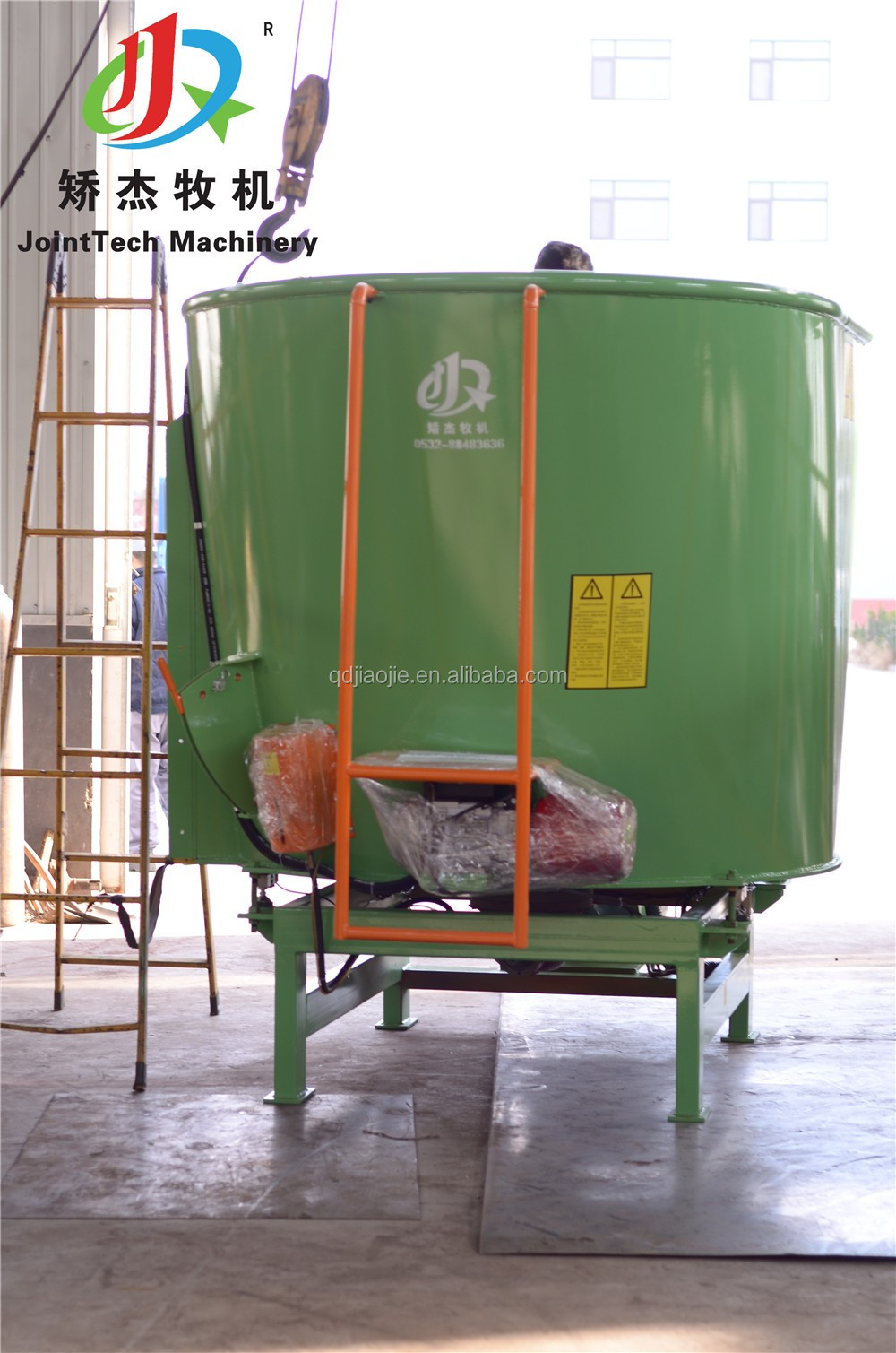 Manganese Steel Stationary Feed Mixer For Sale Horizontal Feed Mixers! -  Buy Horizontal Feed Mixer,Electric Feed Mixer,Feed Mixer For Sale Product  on