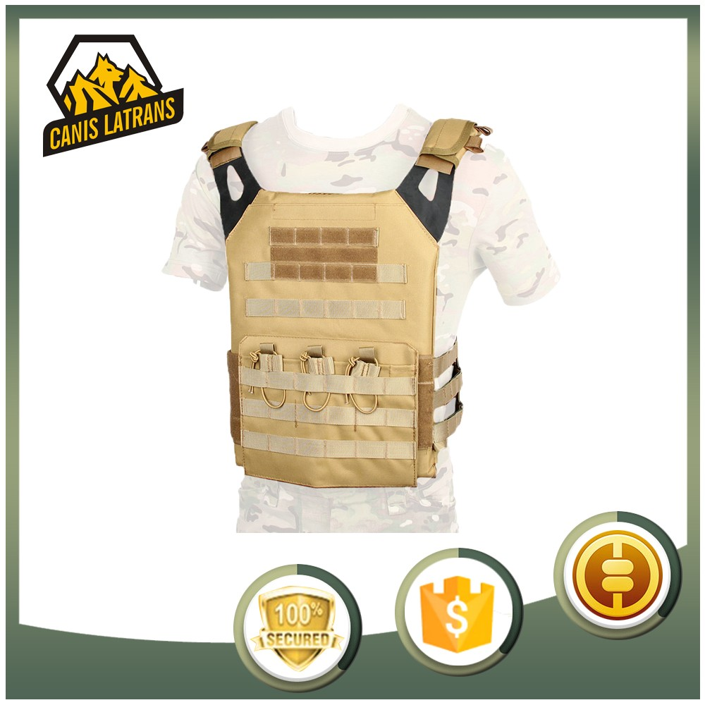 New Design Military Equipment Airsoft Vest Tactical Accessories CS Safety Reflection Vest