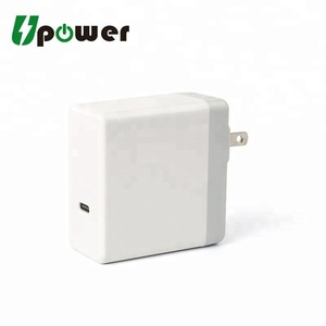 PD Wall Charger 45W Fast Charging for Laptop MacBook Air Computer USB Charger