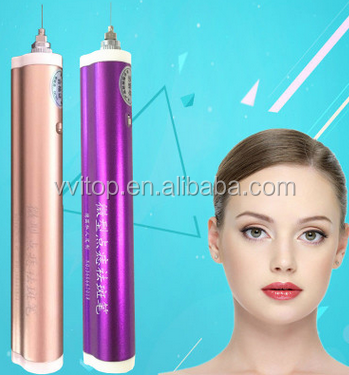Needle for cautery facial machine with diamond peel & cautery tattoo Removal Sweep Spot Pen