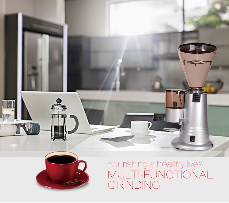 Home Electric Coffee Bean 110/220v Cocoa Beans Grinding Machine ...