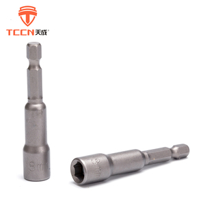TCCN Trade Assurance Cheap Special Customized Security 8mm Hex Screwdriver Bit Set
