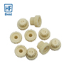 China Supplier Injection Molding CNC Machining POM Plastic Gears