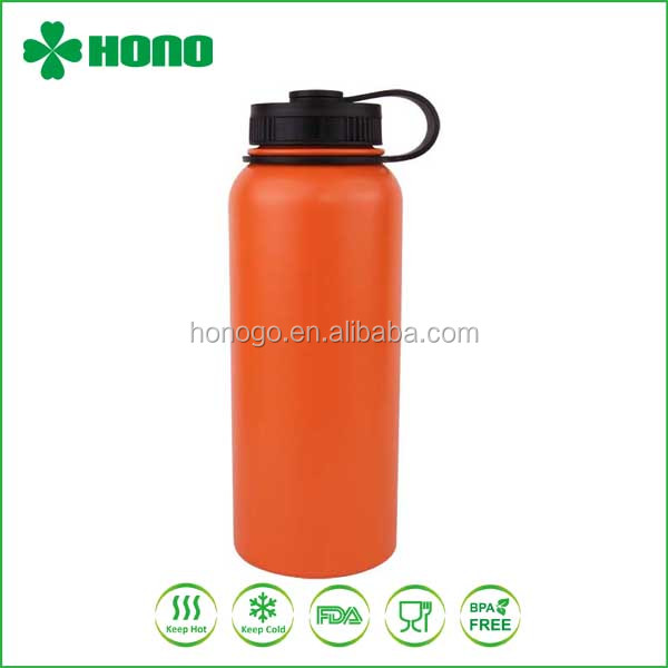 New products double wall stainless steel insulated hydro flask 32 oz amazon
