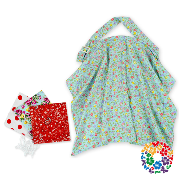 100% Cotton Breast Feeding Nursing Cover Useful Baby Mum Nursing Cover Wholesale