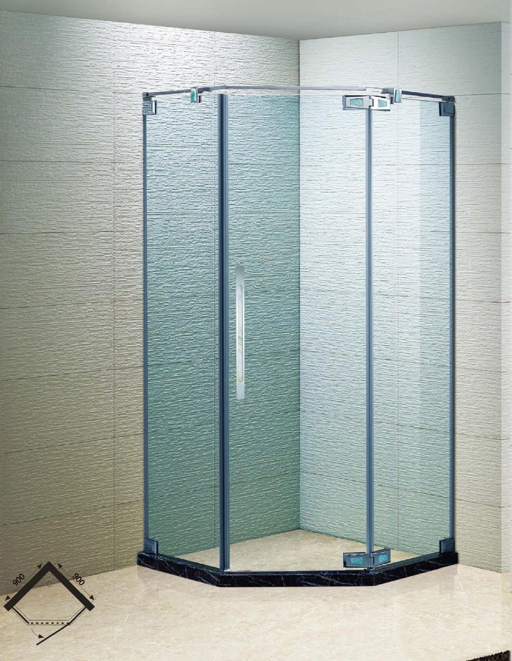 KMRY Diamond-shape Bath Shower Cabin(KK3727)