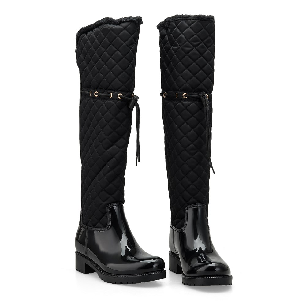Channel Sepatu Untuk Wanita Rain Boots Mode Hujan Buy Boot Fashion Hujanfashion Wanitasepatu Jelly Product On Alibabacom