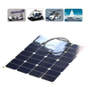 130w flexible solar panel for limo