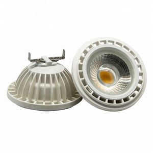 China supplier 12w gu53 led 8w gu10 ar111 fixture AC85-265V 12V gx53 ar111 led spotlight