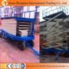 Electric scissor lift tables/hydraulic home lifter scissor type/hydraulic mobile