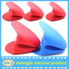 2014 New Non-slip Grip Heat-resistant Pot Holder silicone oven glove